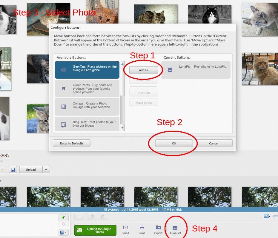 free photo editing software picasa